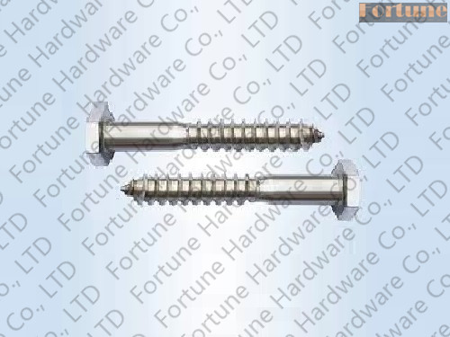 Stainless Steel Hex Self Tapping Screw